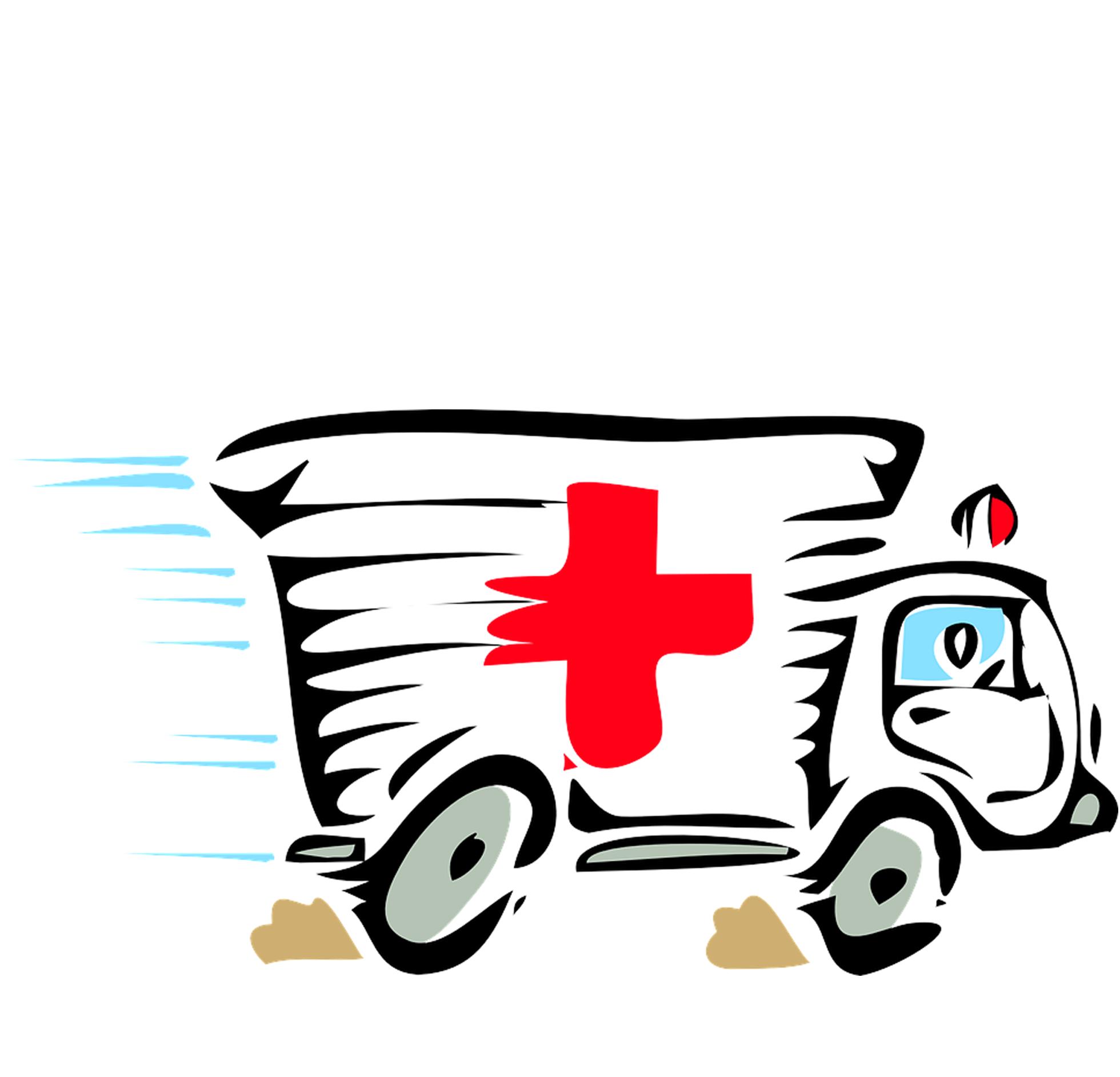 Strumenti in dono alla croce rossa